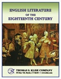 English Literature of the 18th Century