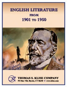 English Literature from 1901 to 1950