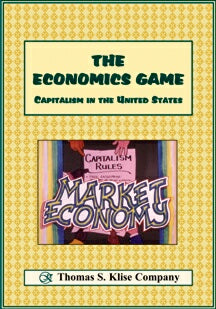 The Economics Game -- Capitalism in the United States