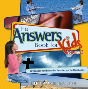 Answers Book for Kids Volume 4