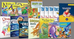 Biblical Beginnings Preschool Set