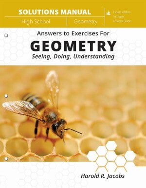 Answers to Exercises For Geometry (Solutions Manual)