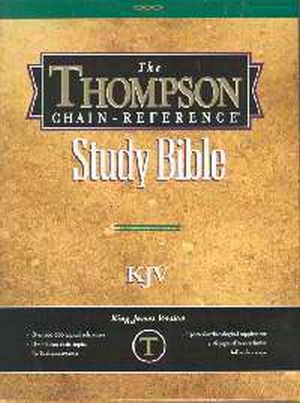 KJV Thompson Chain Regular-Blk Bond Indx S/S