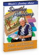 Simply Painting Using Watercolors & An Introduction to Landscapes