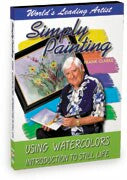 Simply Painting Using Watercolors & An Introduction to Still Life