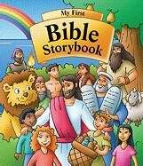 My First Bible Story Book