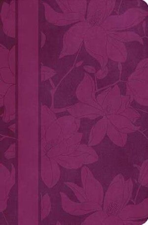 NKJV Womans Study Bible (2nd Ed)-Plum LS (Apr)