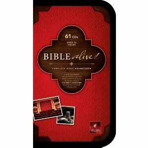 NLT Bible Alive! Complete (Drama) 61 CD