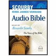 KJV Complete Bible On MP3 (DVD +3 CD) CD