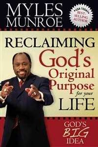 Reclaiming Gods Original Purpose/Your Life (Jun)