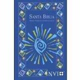 Span-NVI Outreach Bible-Blue Fiesta