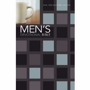 NIV*Mens Devotional Bible-HC (Sep)