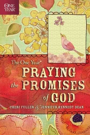 One Year Praying Gods Promises Through/Bible (Oct)