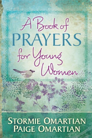 Book Of Prayers For Young Women