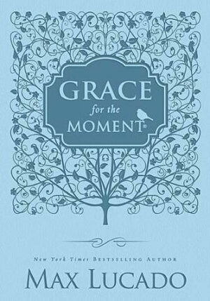 Grace For The Moment Women's Edition (Blue Leathersoft)
