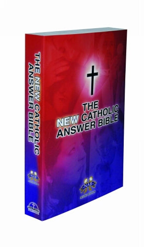 NABRE New Catholic Answer Bible Large Prt