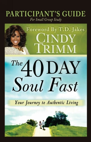 40 Day Soul Fast Participants Guide