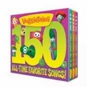 Veggie Tales/150 All-Time Fav Songs (6 CD)