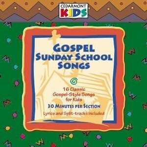 Cedarmont Kids/Gospel Sunday School Songs CD