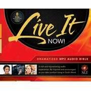 NLT2 Live It Now! Complete-Dramatized (8 MP3) CD