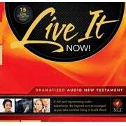 NLT2 Live It Now! New Test-Dramatized (15 CD)