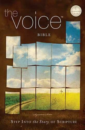 Voice Bible-Personal Size-SC