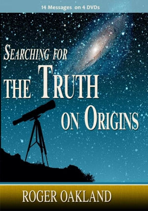Searching For The Truth On Origins DVD