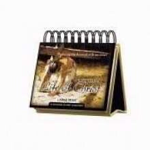 Calendar-Prayers And Blessings-Large Print (Day Br