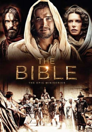 The Bible Series (4 Disc DVD)