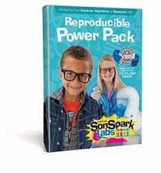 SonSpark Labs VBS Reproducible Power Pack