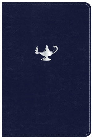 CSB Nurse's Bible-Navy LeatherTouch