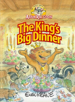 Adventures Of Adam Raccoon: King's Big Dinner