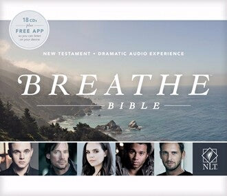 Audio CD-NLT2 Breathe Bible Audio New Testament (1