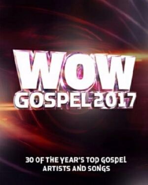 Wow Gospel 2017 (Jan) DVD