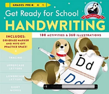 Get Ready For School: Handwriting