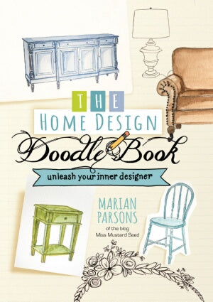Home Design Doodle Book (Apr 2017)