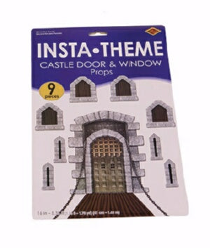 VBS-Mighty Fortress-Castle Doors And Windows