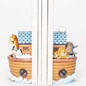Bookends-Noah's Ark (2 Pcs)