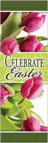 Bookmark-Celebrate Easter (Job 19:5) (Pack Of 25)
