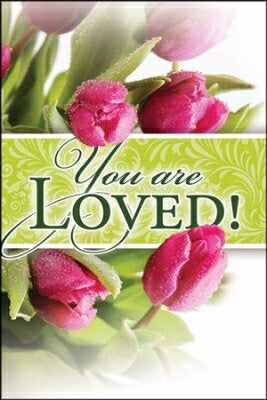 Celebrate Easter: You Are Loved! Share Booklet (Pa