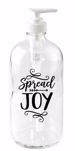 Soap Dispenser-Spread Joy