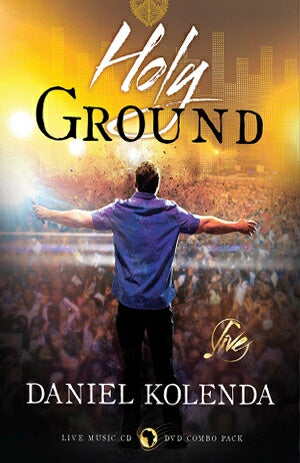 Holy Ground Live-With CD & Poster DVD