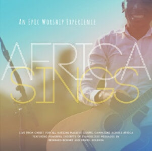 Audio CD-Africa Sings