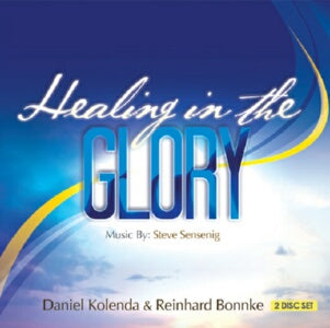 Audio CD-Healing In The Glory (2 CD)