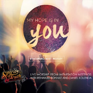 Audio CD-My Hope Is In You