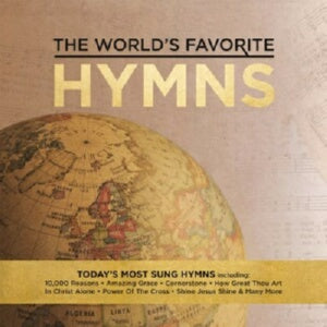 Audio CD-World's Favorite Hymns (3 CD) (Mar)
