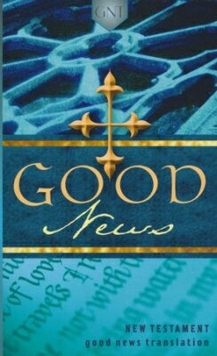 GNT Good News New Testament-Softcover