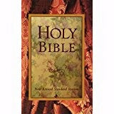 NRSV Holy Bible-Softcover