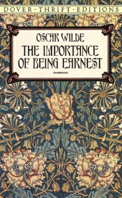Importance Of Being Earnest (Dover Thrift Editions
