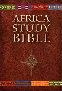 NLT2 Africa Study Bible-Hardcover (Mar)